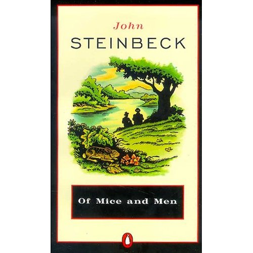 Steinbeck of mice and man